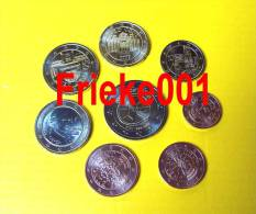 Oostenrijk - Autriche - 1 Cent Tot 2 Euro Unc 2009. - Autriche