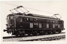 Train électrique - Chemin De Fer S.N.C.F - LOCOMOTIVE BBB 6002 - Trenes