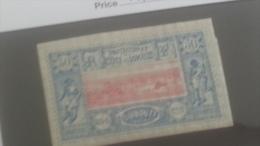 LOT 250609 TIMBRE DE COLONIE COTE DE SOMALIS NEUF* N�15 VALEUR 37 EUROS