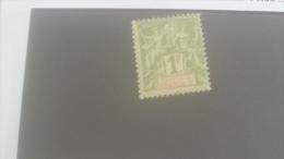 LOT 250648 TIMBRE DE COLONIE  SOUDAN NEUF** N�15 VALEUR 11 EUROS