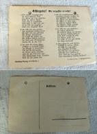 AK Schlageter, Wir Vergessen Es Nicht!, Postkarte - 1939-45