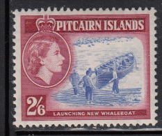 Pitcairn Islands MNH Scott #30 2sh6p Launching New Whaleboat - Timbres