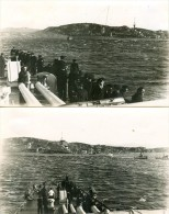 La Maddalena 5 Feb 1937 - Incidente All'Incrociatore Duca D'Aosta - Manovre