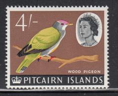 Pitcairn Islands MNH Scott #50 4sh Wood Pigeon - Timbres