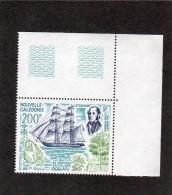 Nouvelle Caledonie :centenaire De L'arrivée Des Premiers Santaliers N°622** - New Caledonia
