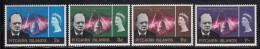 Pitcairn Islands MH Scott #56-#59 Set Of 4 Sir Winston Churchill - Pitcairn