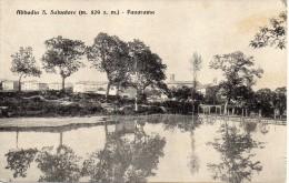 TOSCANA-SIENA-ABBADIA S.SALVATORE VEDUTA PANORAMA PARTICOLARE PRIMI 900 - Italia