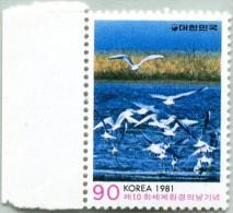 N° Michel 1238 (YT 1106) - Timbre De Corée Du Sud (MNH) - (1981) - Environnement Day (JS) - Corée Du Sud