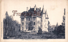 (33) Podensac - Château Chaval - 2 SCANS - Francia