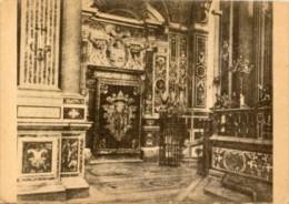 Cartolina Antica LA SACRESTIA Dell'ABBAZIA DI MONTECASSINO (Distrutta Il 15-2-1944) - OTTIMA H68 - Frosinone