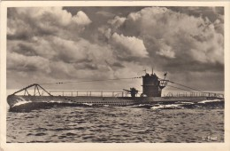 SOUS MARIN ALLEMAND  ///////    REF  MARS 15 /  N° 6906 - Submarinos