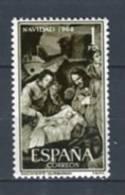 España 1964. Edifil 1630 ** MNH. - 1931-Hoy: 2ª República - ... Juan Carlos I