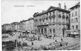 MARSEILLE LA MAIRIE - Vecchio Porto (Vieux-Port), Saint Victor, Le Panier