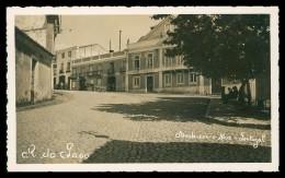 PORTUGAL - EVORA -MONTEMOR-O-NOVO - Rua Do Paço  Carte Postale - Evora