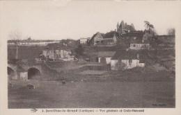 JUMILHAC LE GRAND     VUE GENERALE ET CROIX BANCAUD - Other Municipalities