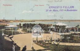 MONTEVIDEO Playa Capurro 1914 - Uruguay