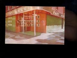 RENO Nevada : The Douglas Alley Entrance To The World Famous Bank Club Of Reno - Reno