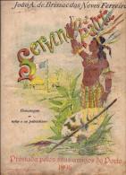 1896 Folheto De Homenagem Dos Amigos Do PORTO A NEVES FERREIRA 4 Paginas  23cm X 32cm - Magazines & Newspapers