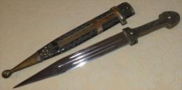 Ancienne Couteau à Identifier - Armes Blanches