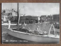ISOLA D ELBA  PORTOFERRAIO-FORTE FALCONE  *ANIMATA -BELLISSIMA - Italie