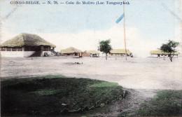 CONGO-BELGE - Coin De Moliro (Lac-Tanganyka) Um 1910? - Congo Belge - Autres