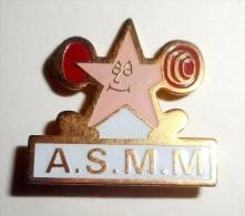 Pin´s ASMM - Weightlifting