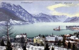 GMUNDEN Im Winter 1906 - Gmunden