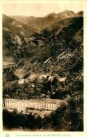 66 : Etablissement Thermal De La Preste : Vue Sur La Montagne - France