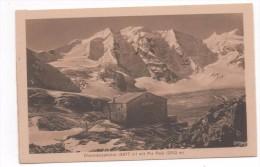BÜNDNER ALPEN  -  DIAVOLEZZA HÜTTE  ~ 1920 - Svizzera