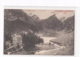 SEEALPSEE  -  GASTHAUS ZUR MEGLISALP    ~ 1910 - Svizzera