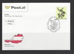 ÖSTERREICH - FDC Mi-Nr. 2652 - Blumen Duftveilchen (Viola Odorata) - FDC