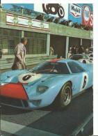 Formule 1 Ford Mirage - Cpm Non Voyagée - Foto Muzio - Ed Saemec - Grand Prix / F1