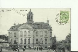 BELG86   --   VERVIERS   --  HOTEL DE VILLE  --  1911 - Verviers