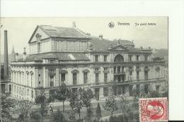 BELG87    --   VERVIERS   --  LE GRAND THEATRE   --  1911 - Verviers