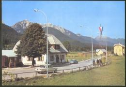 SLOVENIA RATECE POSTCARD 1968 - Slovenia
