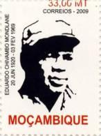 MOZAMBIQUE 2009 - Eduard Chivambo Mondelane - Mi 3272