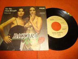 45 T - Baccara - Yes Sir, I Can Boogie - Caramia - RCA - Disco, Pop