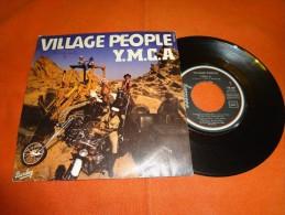 45 T - Village People - Y.M.C.A - The Women - Barclay - Disco, Pop