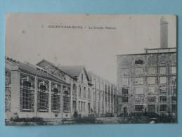NOGENT SUR SEINE  - La Grande Malterie - Nogent-sur-Seine