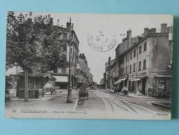 VILLEURBANNE - Route De Crémieu - Villeurbanne