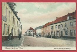 Blaton - Grand'Place - Jolie Carte Couleur ( Voir Verso ) - Bernissart
