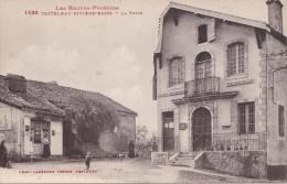 Chastelnau-Rivi�re-Basse. La poste
