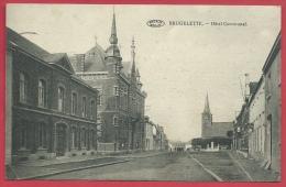 Brugelette - Hôtel Communal - 1933 ( Voir Verso ) - Brugelette