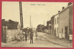 Juprelle - Rue Du Tige ( 2 ) - Attelage ( Voir Verso ) - Juprelle