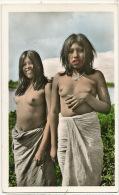 Paraguay Indios Indias Desnudas Nude Indian Girls Foto Claus Henning - Paraguay