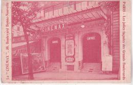 """Le """" CINEMAX """" 30, Boulevard Bonne Nouvelle -sans éditeur - Arrondissement: 02"""