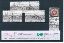 Lot  Schweiz Zusammendrucke     ( Bc 5342 ) Siehe Scan ! - Se-Tenant