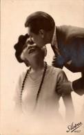 INNAMORATI.. SPEDITA NEL 1926 - Couples