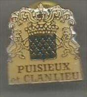 Ainse 02 Puisieux Et Clanlieu  Blason - Città
