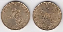 **** 75007 - PARIS - MUSEE DE L´ARMEE 2000 NAPOLEON A CHEVAL - MONNAIE DE PARIS **** EN ACHAT IMMEDIAT !!! - Monnaie De Paris